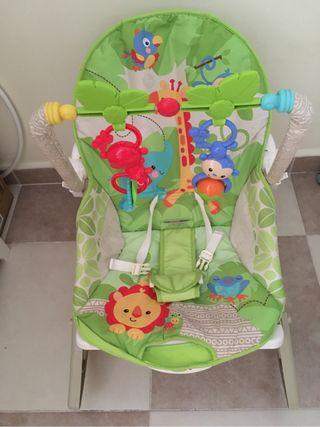 Chaise bébé neuve