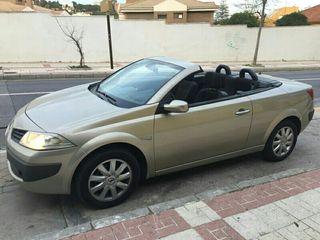 VENDO Renault Megane Coupe Cabriolet DESCAPOTABLE