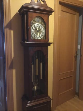 Reloj CarillónHogar Mano Por Zaragoza 300 En Wallapop Segunda De € UVGqLSMpz