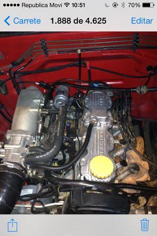 Vendo Motor Opel Feontera
