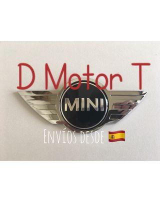 Emblema anagrama capo / maletero Mini-2 colores