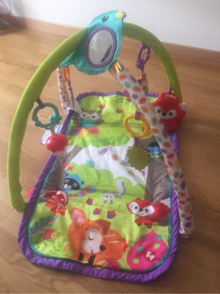 Manta musical fisher-price