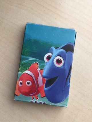 Juego cartas Nemo disney