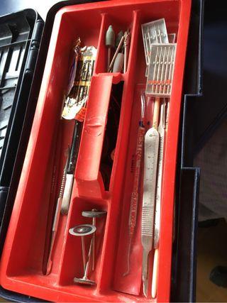 Articulador Protesis dental kit