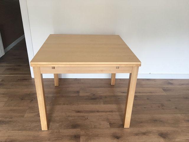 Mesa comedor Ikea extensible 90-169cm de segunda mano por 60 € en ...