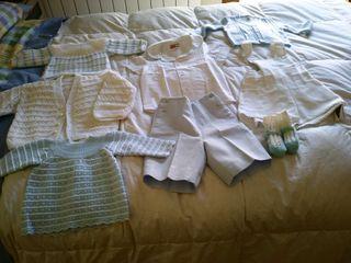 lote completo de ropa bebe
