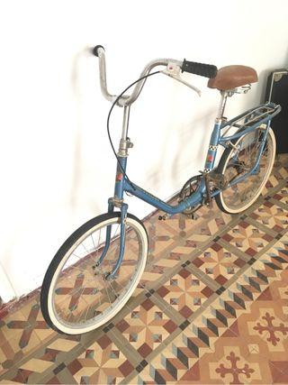 Bicicleta Plegable Peugeot 68 ÚNICA de colleccion