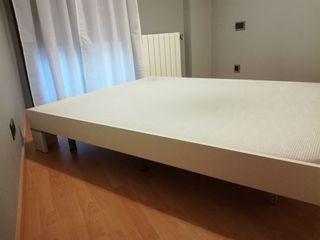 Somier + base de cama 150×190