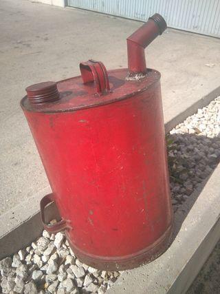bidon de aceite