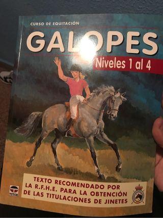 Libro galopes