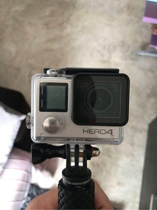 Go pro hero 4