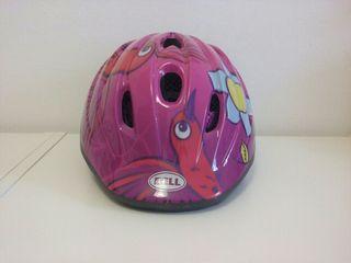 Casco Bici Niña Bell