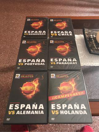 Mundial 2010 España campeona