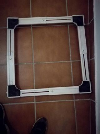 soporte con ruedas para electrodomestico
