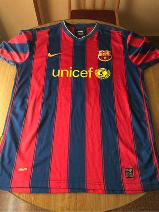 Camiseta Barça Ibrahimovic