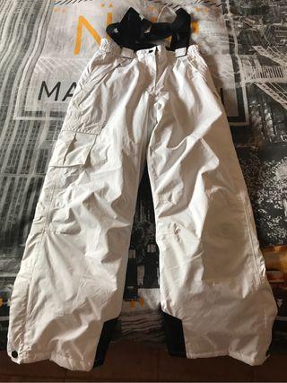 Pantalon nieve
