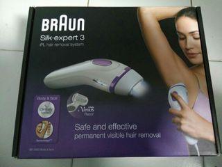Braun Silk-Expert 3 IPL BD 3003 Depilación con Luz