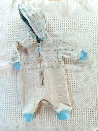 Sudadera de bebé con capucha