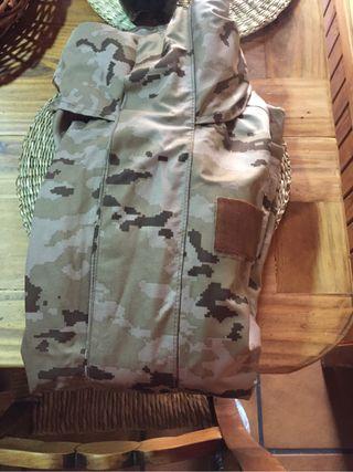 Traje intemperie completo, chaqueta-forro-pantalon