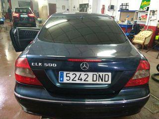 Mercedes-Benz CLK 500- v8 - 306cv, 2005