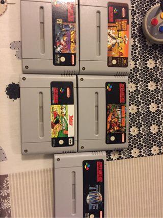 Super Nintendo originl