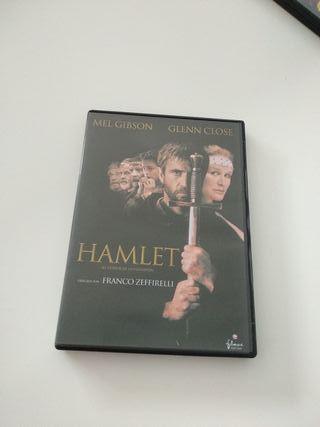 """DVD """"Hamlet"""" de Franco Zeffirelli"""
