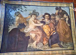 Tapiz antiguo 148x200 cm