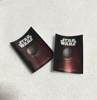 Star Wars: Puntos Carrefour
