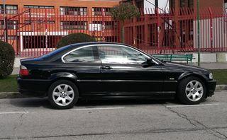 BMW Serie 3 20 - 2001 -CI -Dos puertas.170 CV.