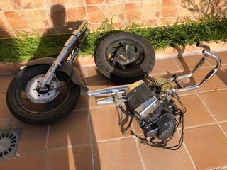 Despiece de moto mtr 250