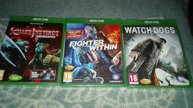 Lote 3 Juegos Nuevos Xbox One De Segunda Mano Por 42 En Malaga En