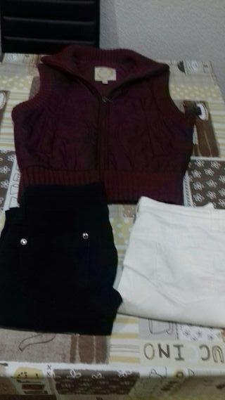 pantalon y chaleco