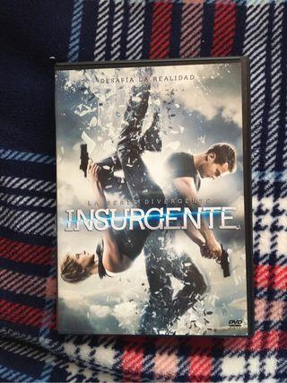 Película Insurgente