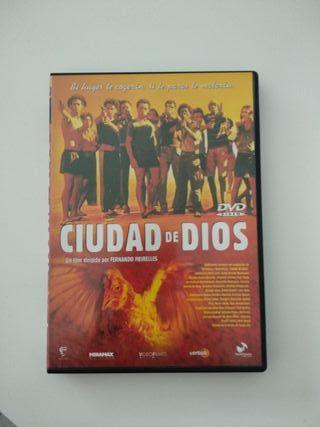 """Dvd """"Ciudad de dios"""""""
