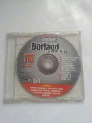 Cd software borland 110 sólo programadores