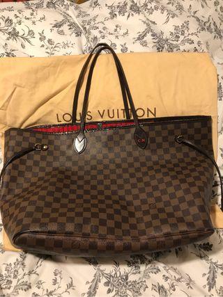 Oportunidad Louis Vuitton Neverfull Gm, usado segunda mano  España
