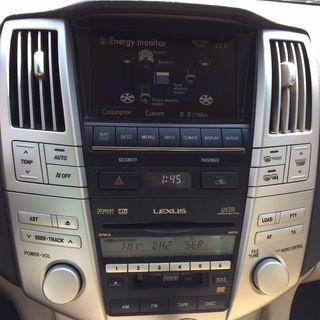 Lexus RX 400h 3.3 President Hibrido 5p