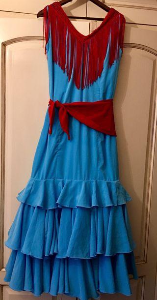 Vestido flamenca