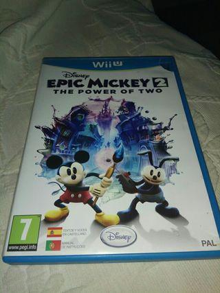 Epic mickey 2 wiiu