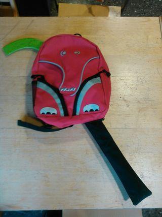 mochila hockey portastick infantil