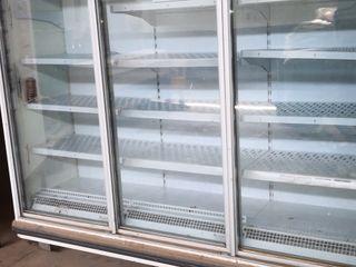 armario congelador expositor