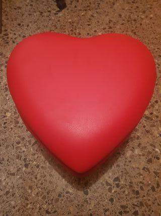 puf corazon