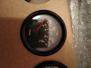 reloj temperatura refrigerante VDO