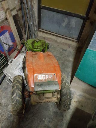 motocultor agria 3000