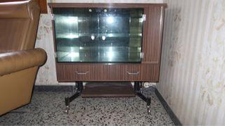 Mueble bar vintage formica