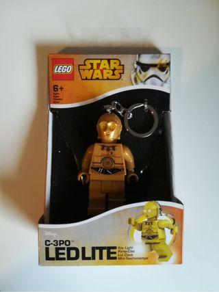 Llavero Star Wars lego