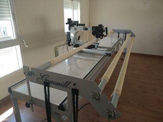 maquina de acolchado profesional