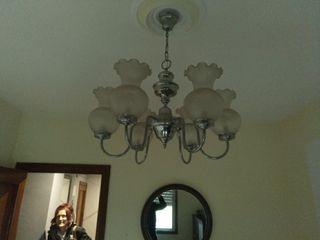 lámparas de techo, perfecto estado.