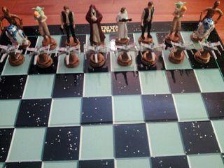 ajedrez Star wars