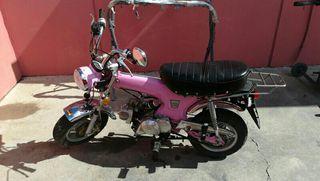 monkey bikes rosa esclusiva origuinal